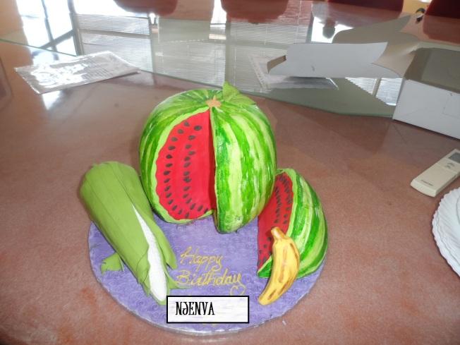 Njenva's cake from Rina's House