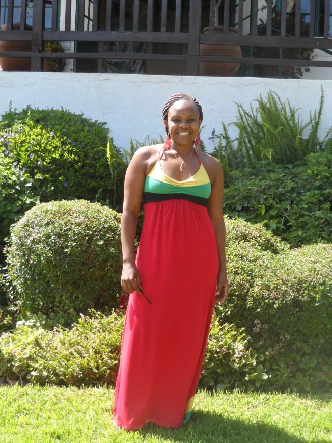 Happy Birthday Nyaguthii!