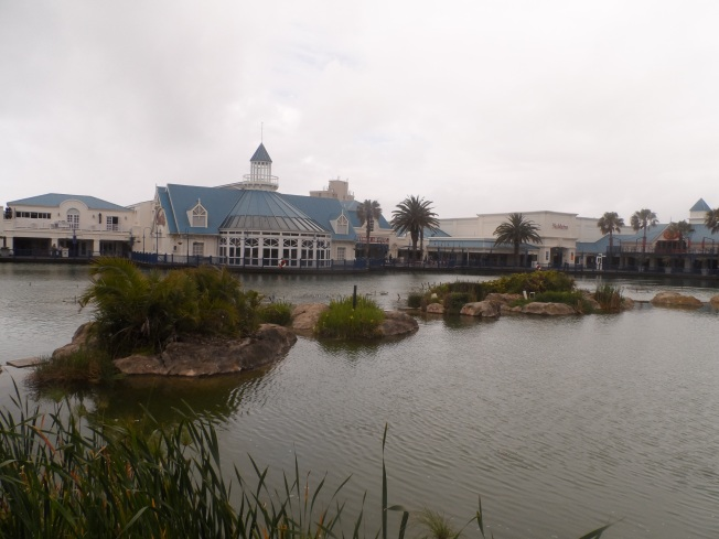 The Boardwalk - casinos, cinemas, cafes, restaurants and musical water fountains.