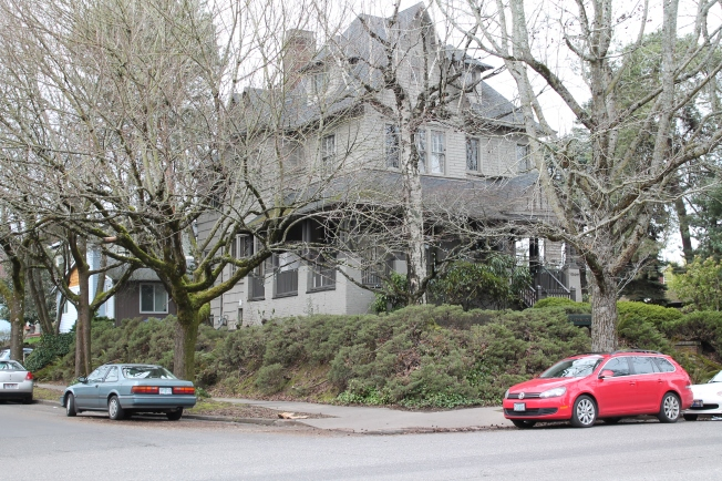 A house in Portland.