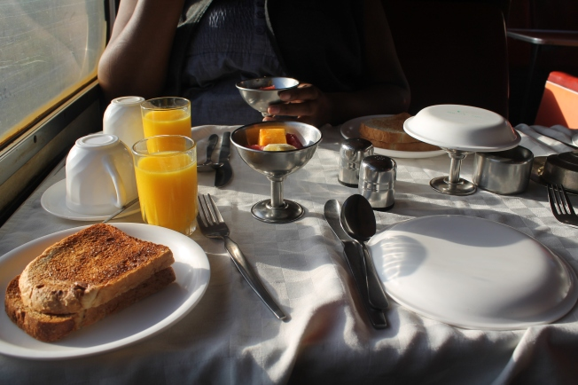 Part of breakfast.....