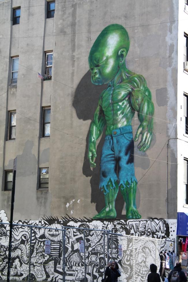 Baby Hulk....