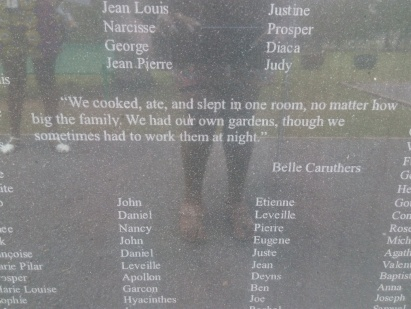 Quotes from former slaves