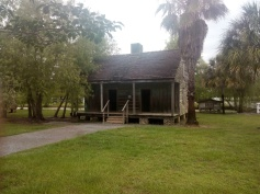 2 slave houses. These ones had it good since their families lived in separate spaces
