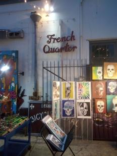 French Quarter at Night